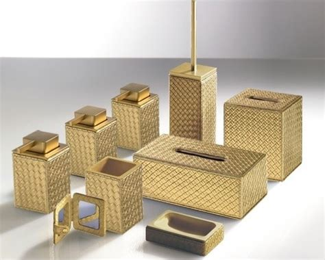 gold bathroom accessories sets marrakech gold bathroom accessories contemporary