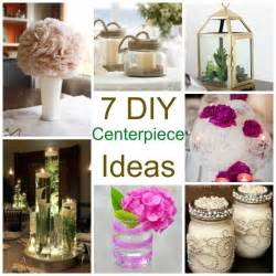 diy centerpieces 7 diy centerpiece ideas diy weddings