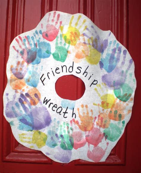 friendship crafts for preschool playbook friendship day