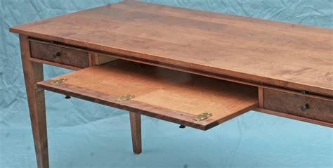solid wood computer desk inventia design 358 solid wood computer desk