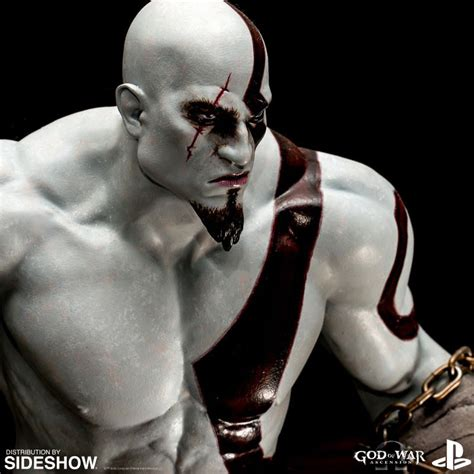 god statue god of war kratos statue by efx sideshow collectibles