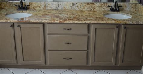 chalk paint for bathroom cabinets the thrifty spender bathroom cabinet make with chalk