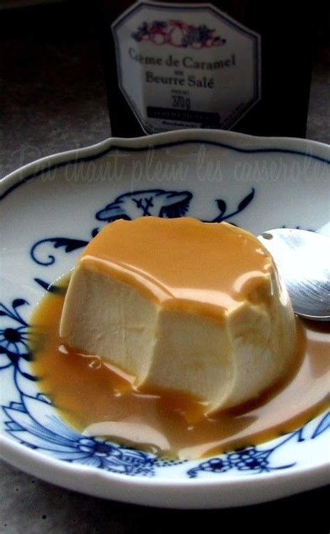 panna cotta fondante au caramel au beurre sal 233 recipe panna cotta and butter