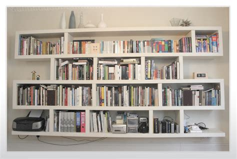 white wall mounted bookshelves http www bebarang creative wall mounted bookshelf