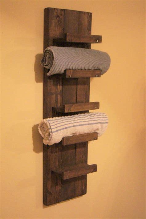bathroom storage rack the 25 best bathroom towel racks ideas on