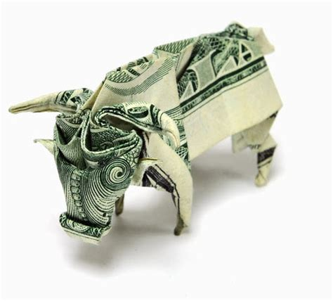 dollar note origami 12 impressive dollar bill origami creations photos