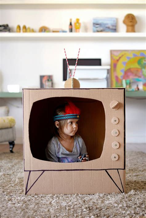 for kindergarteners to make 5 coolest diy toys made with cardboard petit small