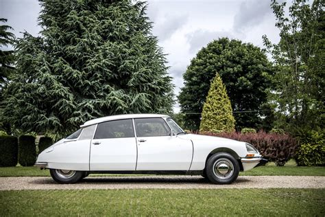 Citroen Ds by Immaculate 1973 Citroen Ds 5 Ready To Be Auctioned