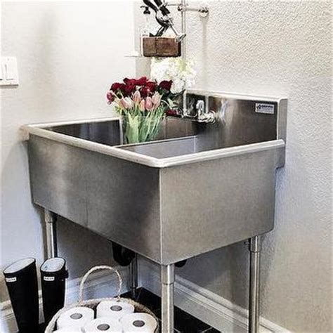 stainless steel laundry room sink stainless steel laundry room sink aero manufacturing lb