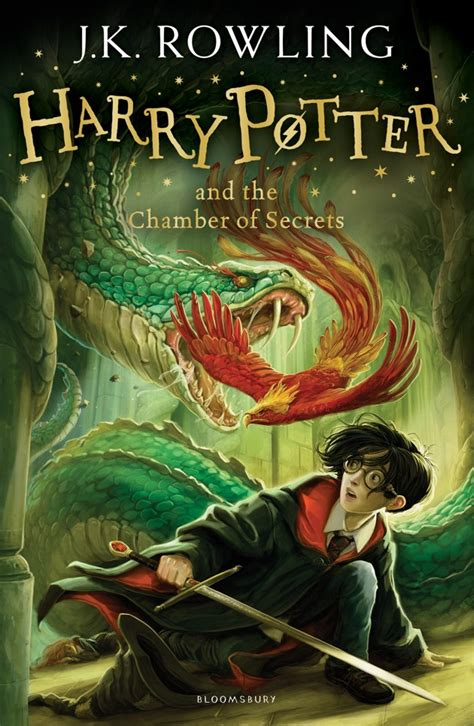 pictures of harry potter book covers harry potter s chamber of secrets gets new cover in u k