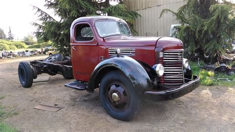 International Harvester For Sale by 1946 Ihc Kb7 Classic Truck For Sale International