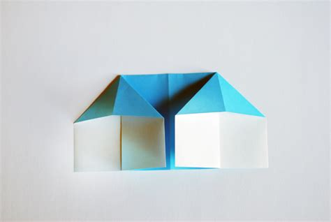 origami doll make an adorable origami doll house