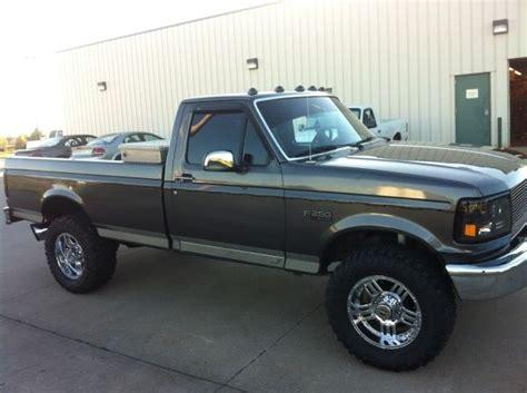 Ford Idi 93 ford idi diesel ih ford idi trucks