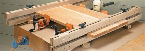 woodworking cauls woodsmith tip adjustble panel cauls