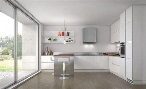 kitchen white shades of white kitchen