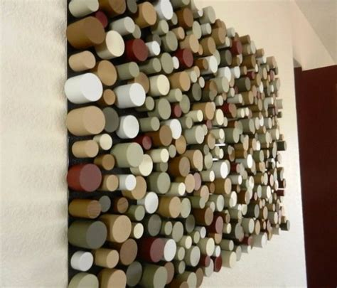wooden dowel craft projects 76 brilliant diy wall ideas for your blank walls