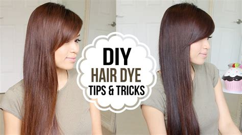 how to color hair how to dye hair at home coloring tips tricks