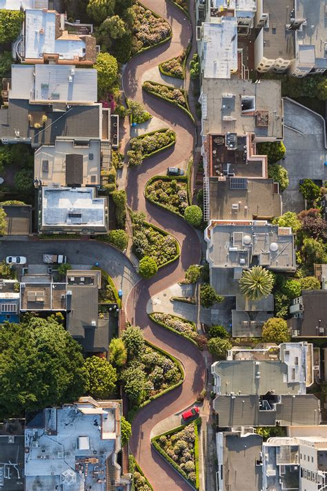 st knits san francisco lombard aerial lombard is quot known quot as one