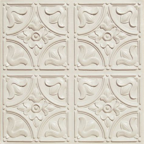 ceiling tiles 24x24 148 faux tin ceiling tile glue up 24x24 tiny tulips