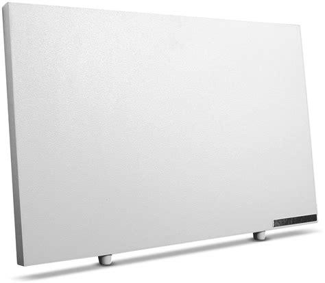 desk heater qmark 202sl radiant in desk panel heaters