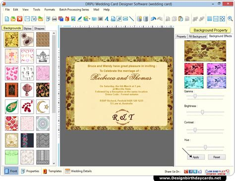 software to make invitation cards wedding cards design software to create marriage