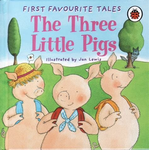 three pigs story book with pictures the three pigs ladybird book favourite tales