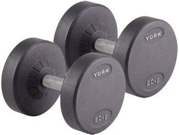 rubber sts unlimited york pro style dumbells commercial dumbells from