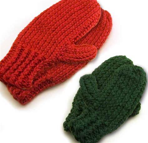children s mitten knitting pattern free pattern mittens patterns gallery