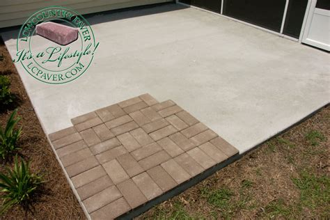 putting in pavers patio the best 28 images of putting pavers concrete patio thin
