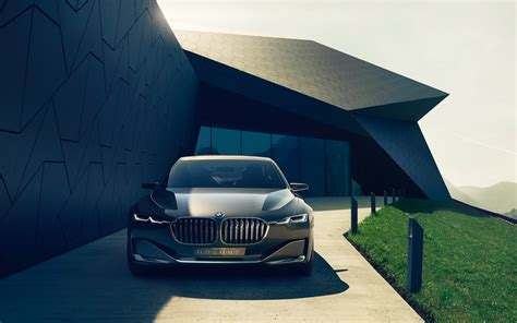 Luxury Cars Wallpaper Hd by Bmw Vision Future Luxury Car Wallpapers Hd Wallpapers