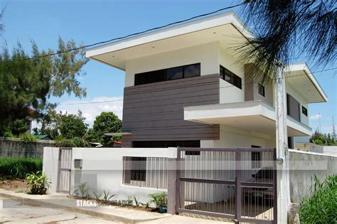 modern contemporary house designs modern contemporary design house in laguna philippines
