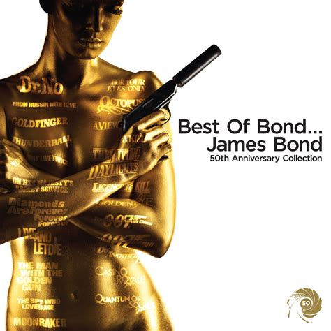 best of james bond 50 years of james bond themes noise11