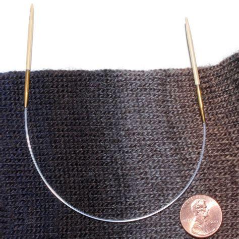 knitting circular needles 9 quot circular bamboo knitting needles size 0 knitting