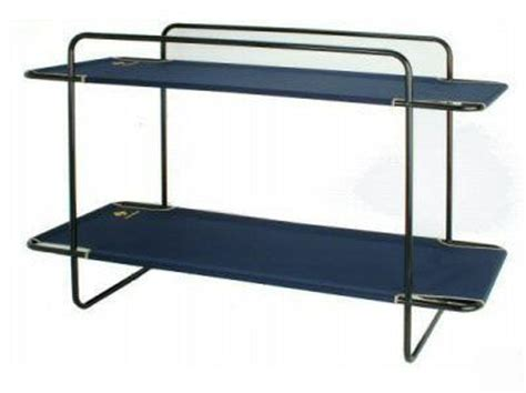 oztrail bunk beds oztrail bunk portable stretcher cing available