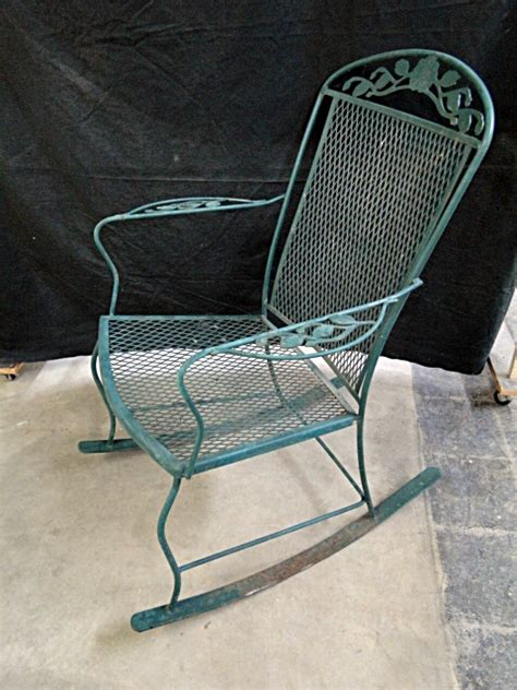 metal patio rocking chairs 28 images metal patio