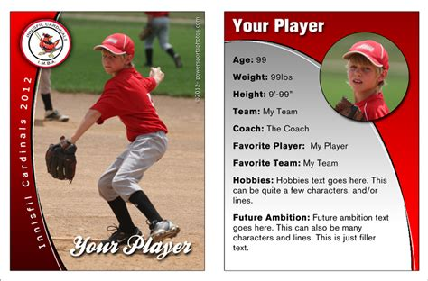 make your own baseball card free make your own baseball trading cards for free best