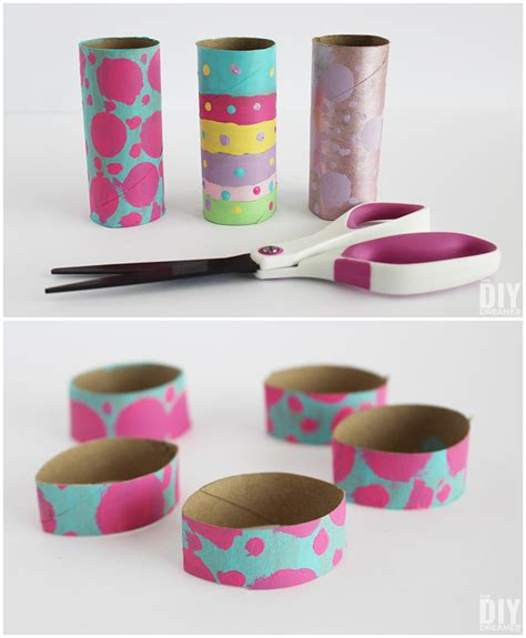 easter toilet paper roll crafts toilet paper roll easter bunny craft