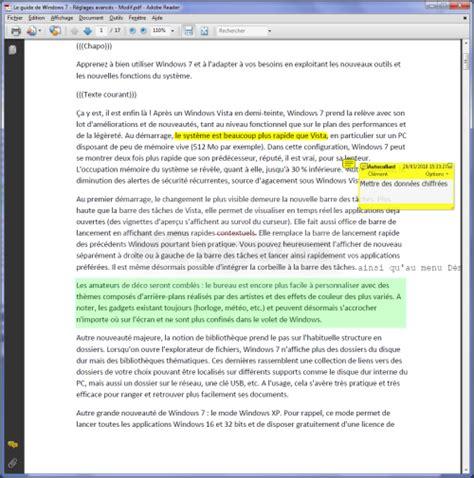 Modification De Fichier Pdf En Ligne by Comment Modifier Document Pdf La R 233 Ponse Est Sur Admicile Fr