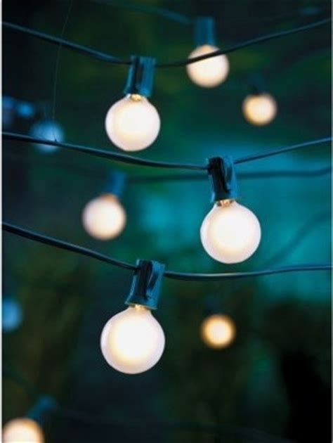 target outdoor string lights room essentials frosted globe lights contemporary