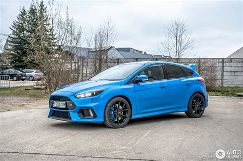 2015 Ford Focus Rs ford focus rs 2015 1 april 2016 autogespot