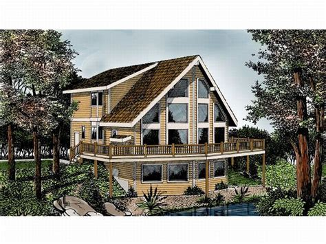 a frame house plans with basement exceptional a frame home plans 11 a frame style house plans smalltowndjs