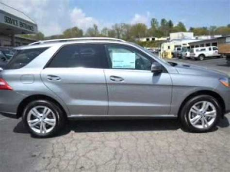 Mercedes Asheville Nc by 2012 Mercedes Ml350 Asheville Nc