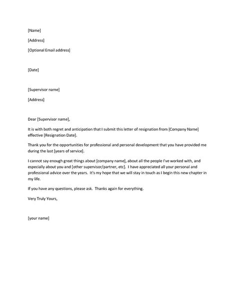 25 unique resignation template ideas on pinterest