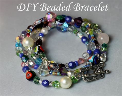 how to bead bracelets free bead stringing tutorials beaded necklace summer