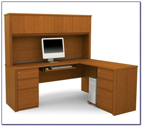 office desk with hutch l shaped office desk with hutch l shaped desk home design ideas