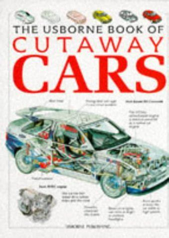 books about cars and how they work 2012 honda fit interior lighting the usborne book of cutaway cars author alcove