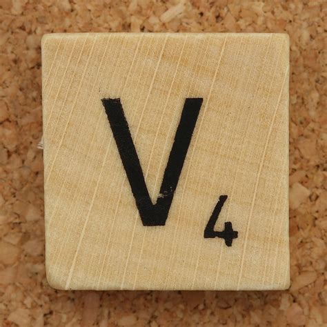scrabble letters and points 12 best images about the letter quot v quot on