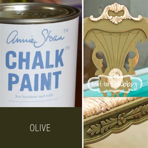 chalk paint olive olive chalk paint 174 knot shabby furnishings