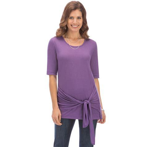 knit tunics tie front knit tunic ebay
