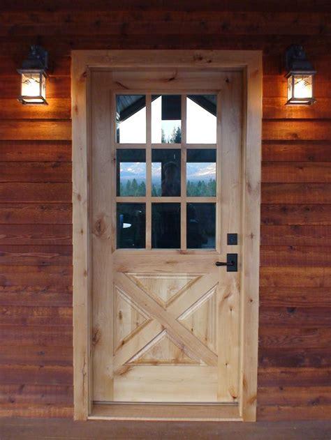 barn door front door interior exterior solid wood doors nana s barn